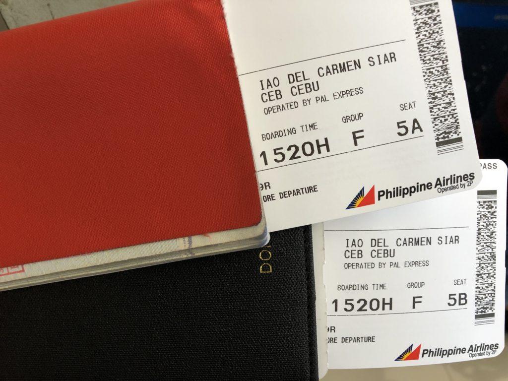 Flight Review] PAL Express | DONSTRAVELS